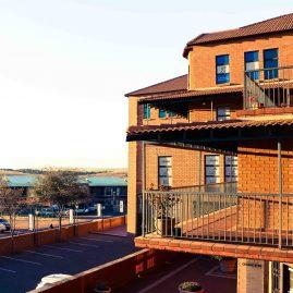 Balconies for fresh air